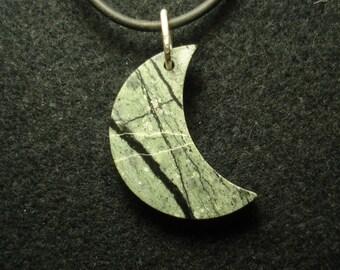Serpentine Pendant.