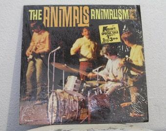 "The Animals - ""Animalism"" vinyl record"