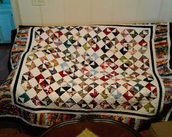 Asian Love Notes quilt
