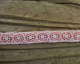 Pink Recycled Trim