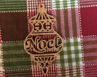 Noel Ornament