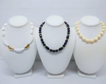Vintage Necklace Lot Napier & Trifari