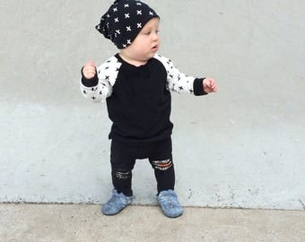 Kids slouch beanie, baby slouch beanie, toddler slouch beanie, hipster beanie, kids beanie