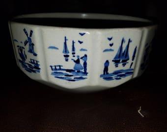 Vintage Checz Nesting Bowls
