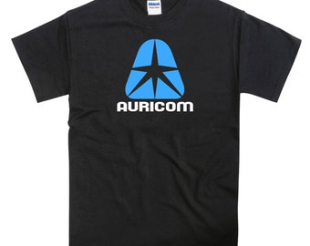 Wipeout Racing League Inspired Auricom Star Tribute Tshirt