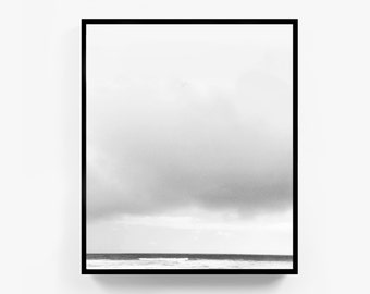 Abstract Photography, Modern Wall Decor, Abstract Artwork, Minimalist Photography, Cloud Photography, Landscape Photography, 11x14 Art