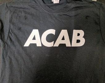 A.C.A.B t-shirt