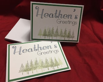 Heathen's Greeting Card Pack
