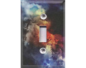Cosmic Shine Light Switch Cover