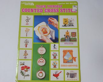 Teach Yourself Counted Cross Stitch