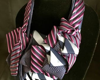 Tie Couture: Ties and Stripes #115