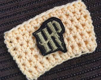 Harry Potter Coffee Cozy, Harry Potter Cozy, Coffee Cozy