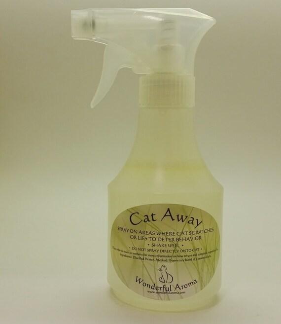 Cat Repellent Cat Away Spray Cat Scratching By Wonderfularoma