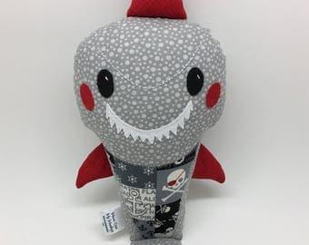 Handmade Shark Softie