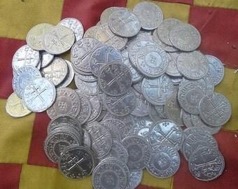 10 Viking York Pennys