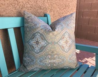 Green Accent Pillows - Green Throw Pillows - Green Accent Pillows - Green Pillow Cover