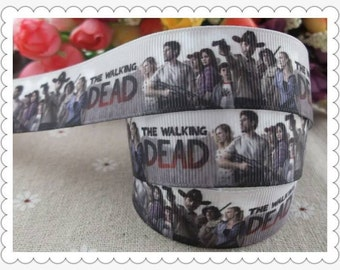 The Walking Dead, Daryl Dixon, Rick Grimes, Grosgrain ribbon