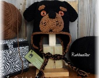 Rottweiler hat, hat, beanie, hat