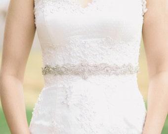 Designer wedding belts and sashes - Style S60