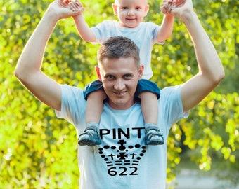 Pint Adult T-shirt