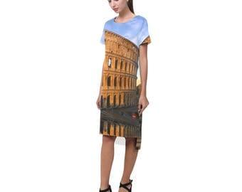 Rome Coliseum dress