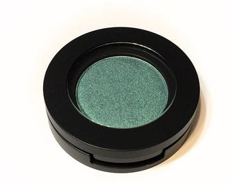ORGANIC SEA BREEZE Pressed Mineral Eye Shadow - Natural Eye Shadow - Plant Makeup - Organic Gluten Free Vegan Mineral Makeup