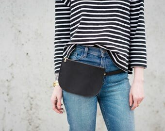 The Millie Fanny Pack // Black