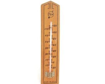 TCA Thermometer - 1960s
