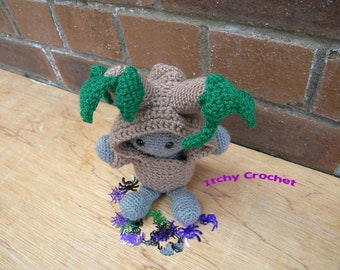 Inchoate Mandrake Root Crochet Kit