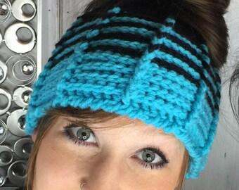 Messy Bun Hat, Ponytail Hat