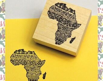 African Tribes[drs]Rasta Reggae Stamp