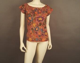 Batik T Shirt