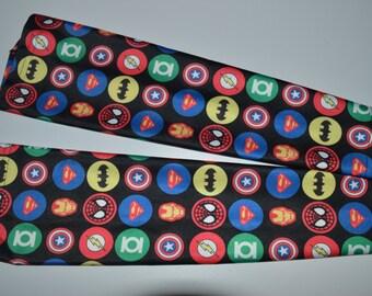 Super Heros - sleeve