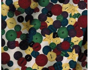 Button Fabric