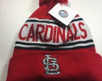 St. Louis Cardinal Bling Beanie
