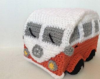 Crochet VW Van