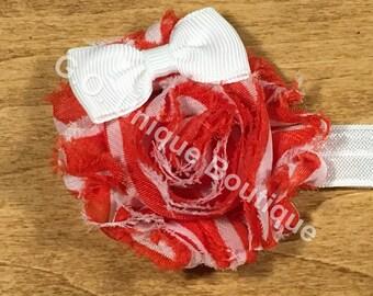 0-1 year Baby Shabby Flower Headband