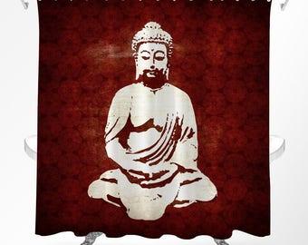 Bathroom Zen Art buddha bathroom | etsy