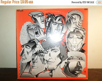 Save 30% Today Vintage 1977 Vinyl LP Record The Tubes Now Green/Red Cover Excellent Condition 10329