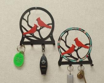 Cardinal Key Rack