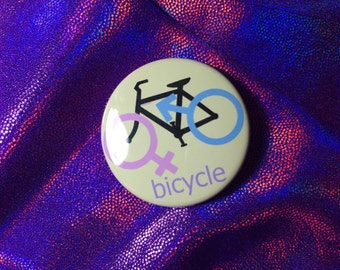 Bi-cycle Button