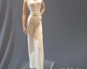 Dolls jumpsuit for Fashion royalty,,Silkstone,All barbie doll- No.0101