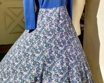 Toni Todd Vintage Swing Dress