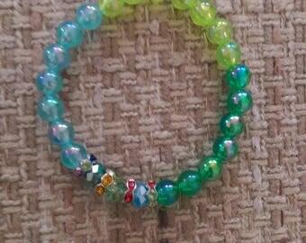 Multicolour Bracelet