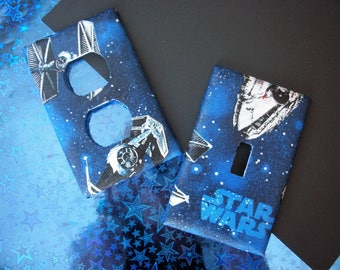 Star Wars Light Switch Covers