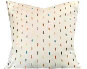 Dots Decorative Pillow Cover - Throw Pillow - Accent Pillow - Both Sides - 10x20, 12x16, 12x20, 14x18, 14x24, 16x16, 18x18, 20x20, 22x22
