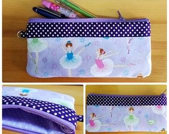 Ballet Girls Pencil Case