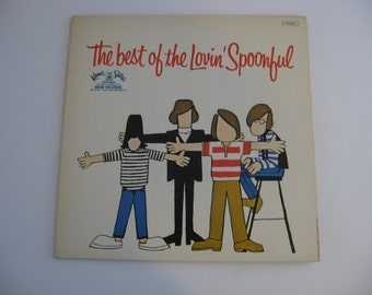 The Lovin' Spoonful - The Best Of The Lovin' Spoonful - Circa 1967