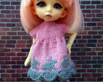 Dress for Lati Yellow, PukiFee