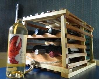 Wicked Good Wine Rack